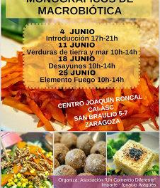 Introducción a la cocina macrobiótica (sábados, 4, 11, 18 y 25)
