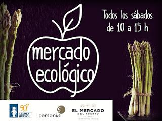 Mercado ecológico (sábados)