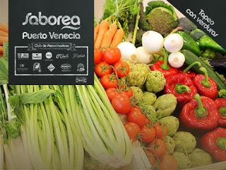 Taller con verduras (miércoles, 25)