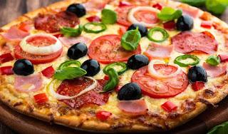 Taller de pizzas para jóvenes (domingo, 22)