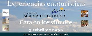 CARIÑENA. Visita a viñedos y cata (sábado, 7)
