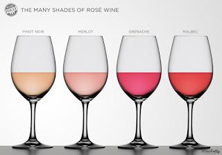 Cata de vinos rosados (jueves, 12)