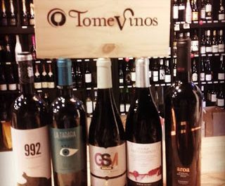 Cata de vinos diferentes (viernes, 27)