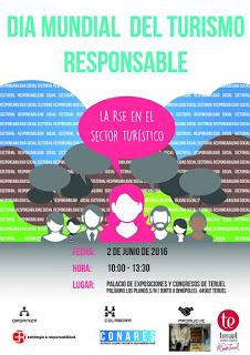 TERUEL. Día Mundial del turismo responsable (jueves, 2)