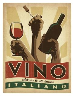 Cata de vinos italianos (jueves, 26)