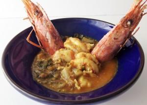 Curso de cocina india en LA ZAROLA (jueves, 12)