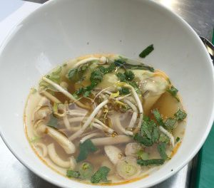 Curso de cocina thailandesa en LA ZAROLA (lunes, 9)
