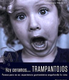 Cena de trampantojos en Marengo (jueves, 19)