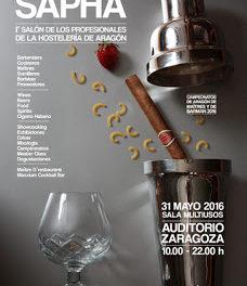 I Salón de los profesionales de la hostelería de Aragón (martes, 31)