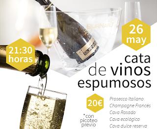 HUESCA. Cata de vinos espumosos (jueves, 26)
