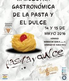 DAROCA. IX Muestra de la pasta y el dulce (días 14 y 15 de mayo)