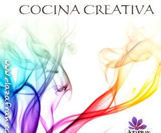 Curso de cocina creativa para el verano en AZAFRÁN (de martes a jueves, del 21 al 23 de junio)