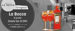 Aniversario con vermú en LA BOCCA (sábado, 11)