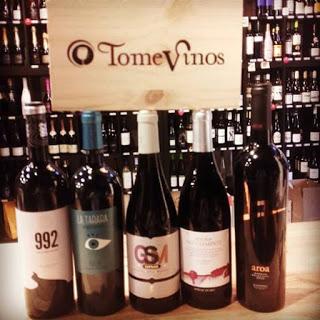 Cata de vinos blancos (jueves, 30)