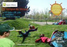 PASTRIZ. Campus infantil de verano del Espacio Alfranca (del 27 de junio al 29 de junio)