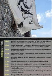 SALLENT DE GÁLLEGO. Feria de la brujería (del 10 al 12)
