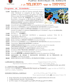 TRASMOZ. XVI Feria de la Brujería (sábado, 2)