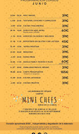 Curso de cocina mexicana en LA ZAROLA (miércoles, 22 de junio)