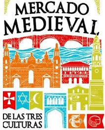 Mercado medieval de las tres culturas (del 17 al 19)