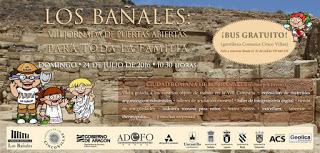 UNCASTILLO. Jornada de Puertas abiertas en Los Bañales (domingo, 24)