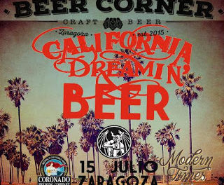California Dreamin' Beer (viernes, 15)
