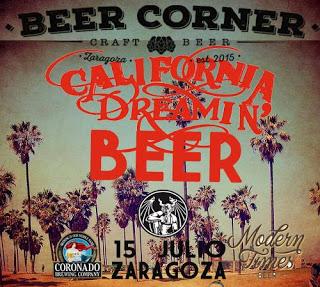 California Dreamin' Beer (viernes, 15)