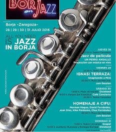 BORJA. Festival Borja en Jazz (del 29 al 31)
