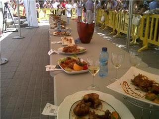 HUESCA. Concurso de pollo al chilindrón (domingo, 7)