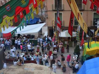 ILLUECA. Fiesta medieval (días 16 y 17)