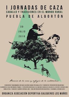 PUEBLA DE ALBORTÓN. I Jornadas de Caza. Caballos y tradiciones en el mundo rural (sábado, 30)