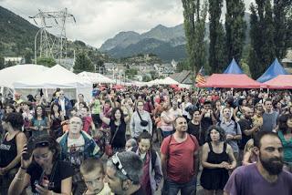 SALLENT DE GÁLLEGO. Mercados del Mundo en el Pirineos Sur (del viernes, 15 al domingo, 31)