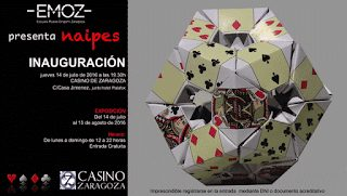 Exposición Naipes (del 14 de julio al 15 de agosto)