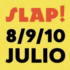 Vuelve el Slap! Festival (del 8 al 10 de julio)