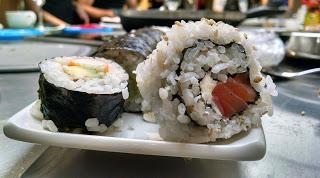 Curso de sushi  en LA ZAROLA (miércoles, 13)