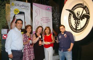 Citytapa solidaria (miércoles 13, 20 y 27 de julio)