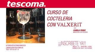 Curso de coctelería (viernes, 8)