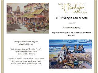 TRAMACASTILLA DE TENA. Exposición (del miércoles, 6, hasta finales de agosto)