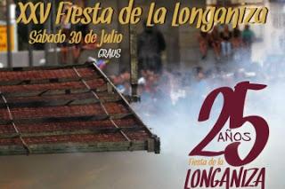 GRAUS. XXV Fiesta de la Longaniza de Graus (viernes, 29, y sábado, 30)
