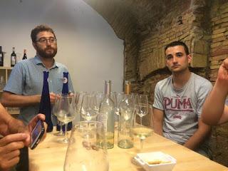 Cata de vinos ecológicos (miércoles, 10)