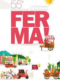 BARBASTRO. 55 edición de la Feria regional Ferma (del 26 al 28 de agosto)