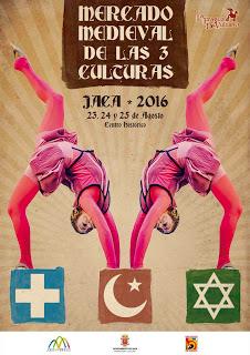 JACA. Mercado Medieval de las Tres Culturas (del 23 al 25 de agosto)