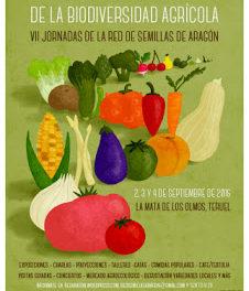 LA MATA DE LOS OLMOS. II Feria Aragonesa de la Biodiversidad Agrícola (del 2 al 4)