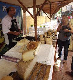BARBASTRO. Mercado medieval (sábado, 13)