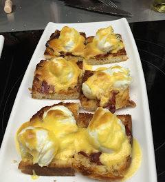 Curso de cocina Hay que echarle huevos en LA ZAROLA (martes, 30)