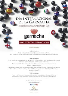 AINZÓN / VERA DE MONCAYO. Día internacional de la garnacha (del 15 al 17)