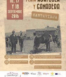 CANTAVIEJA. Feria agrícola y ganadera (del 16 al 18)
