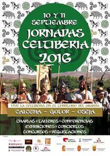 CALCENA / GOTOR / OSEJA. Jornadas Celtiberia