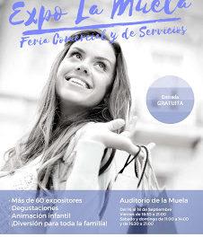 LA MUELA: Expo La Muela, feria comercial y de servicios (del 16 al 18)