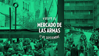 Mercado de las Armas (domingo, 11)