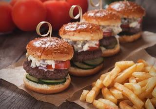Curso de mini hamburguesas gourmet para jóvenes (domingo, 25)